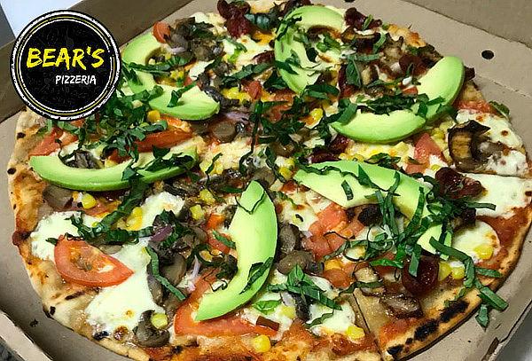 2 Pizzas Artesanales a Elección de la Carta en Laureles