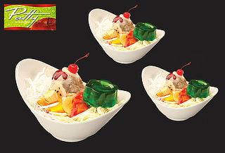 FRUTERIAS PATTY: 3 Ensaladas de Frutas Especiales