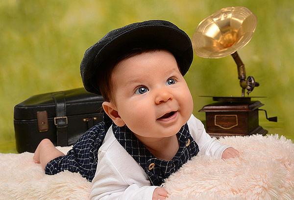 Sesión Fotográfica para Bebés en Villa del prado