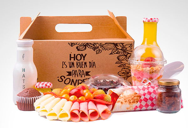 Brunch de Oro a Domicilio para 1 o 2 Personas en Mr. Cupcake
