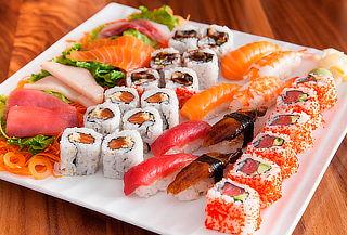 20, 40 o 60 Bocados de Sushi