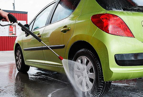 Lavado Profesional para Automóvil Pepesierra