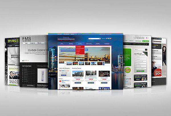 Diseño Página Web Administrable + Hosting + Dominio