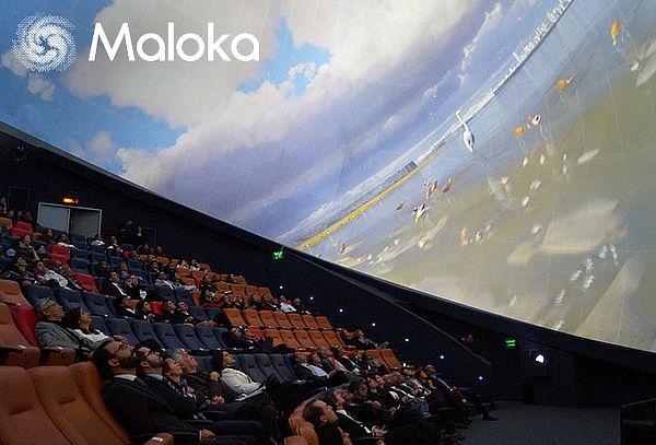 Maloka: Entrada a Experiencias + Cine 3D o Cine Domo 2D