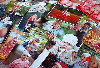 Impresión de 100, 200, 300, 500 o 1000 Fotos