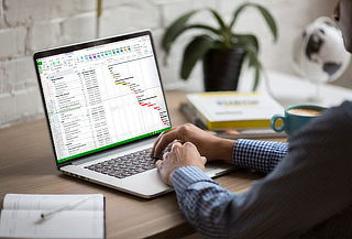 Curso Online Microsoft Project con Corp. Informática