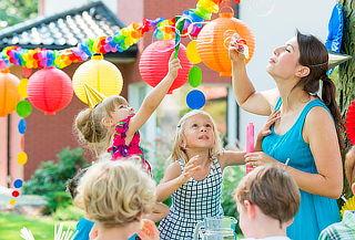 Fiesta Infantil con Show de Títeres y Magia para 20 Niños