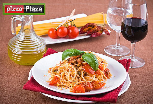 Menú Italiano para 2: Entrada + Plato Fuerte + Postre