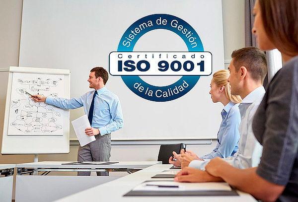 Curso Online Sistemas de Gestión de Calidad ISO 9001