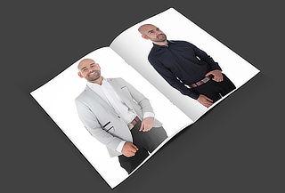Estudio Fotográfico Perfil Profesional +Entregable Mazurén