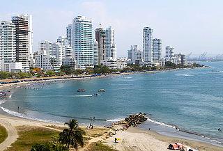 3D/2N en el Hotel Cartagena Real Vista al mar
