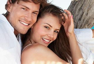 Diseño de Sonrisa 6 Dientes Frontales con Resinas