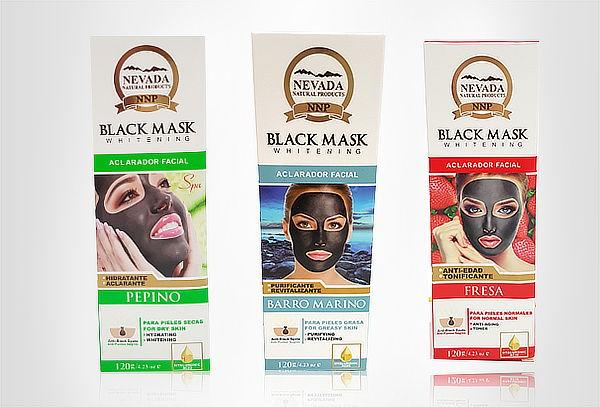 Mascarilla Puntos Negros Hidratante Purificante y Aclarante