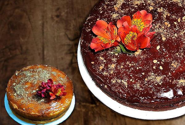 Torta de Chocolate o Maria Luisa de 1lb