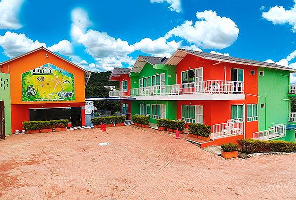 Anapoima, Alojamiento 1 Noche para Dos Personas