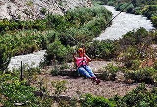 Plan Extremo Canopy + Cabalgata + Tiro al Blanco para 2