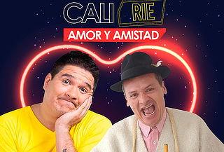 Cali Rie en Amor y Amistad con Don Jediondo y Boyacoman