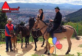 Cabalgata para 2 con Cóctel de Bienvenida en Casa Brava