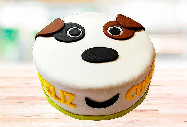 Torta Temática Perrito para 10 Porciones + Obsequio