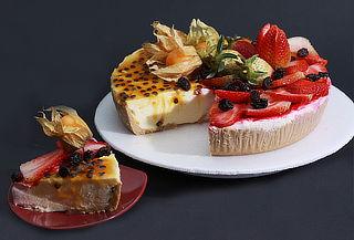 Cheesecake 'Miti-Miti' para 12 Personas a Domicilio