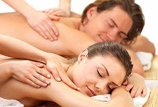 Masaje Descontracturante + Exfoliación de Espalda