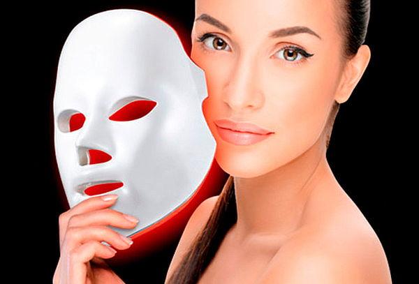2x1 Tratamiento Mascara Led + Limpieza Facial