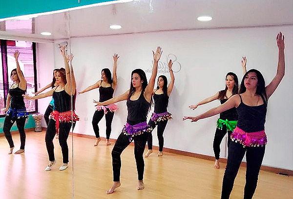 Clases de Danza Árabe en Castilla