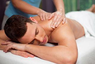 Masaje Antiestrés + Hidratación + Mascarilla
