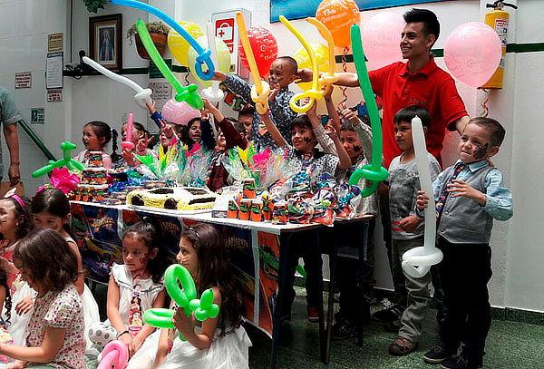 Plan Animación sin Límites para Fiesta Infantil + Obsequio