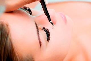 Extensión de Pestañas Pelo a Pelo + Facial en Bosa