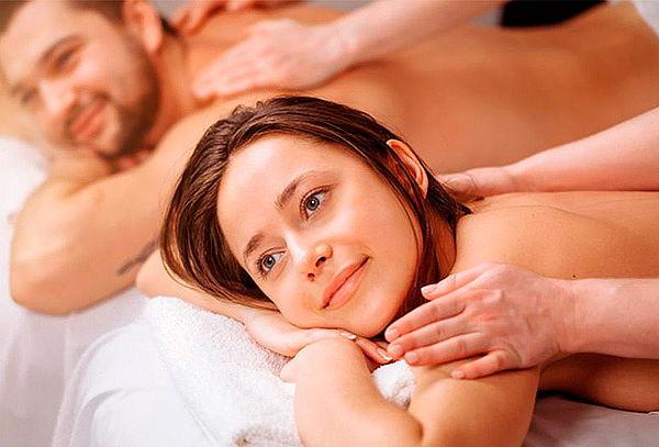 Masaje Relajante Completo + Chocolaterapia para 2