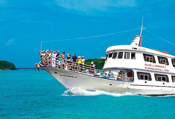 2 Tour en Cartagena, City Tour Panorámico + Isla del Rosario