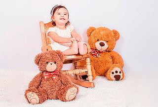 Sesión Fotográfica para Bebés y Niños + Regalo en Pasadena