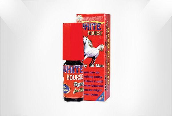 Retardante White Hourse Spray