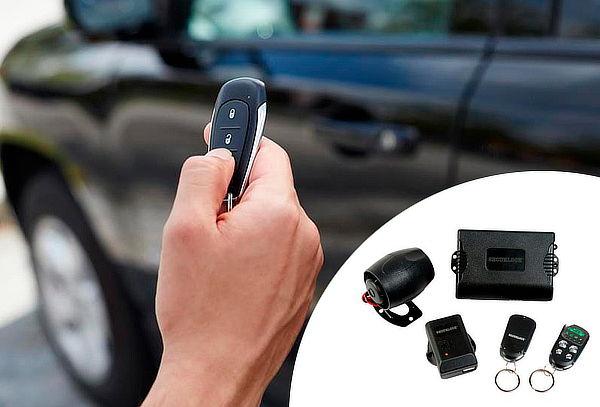 Alarma para Vehículo Premium