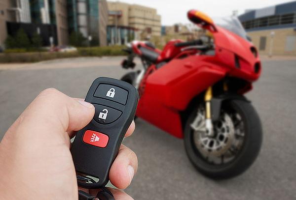 Alarma para Moto, Máxima seguridad