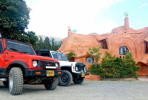 Recorrido Nocturno en Jeep + Fogata en Villa de Leyva