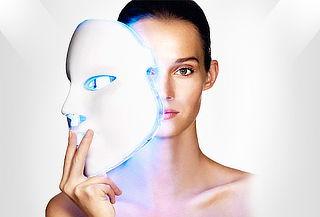 Limpieza Flash + Rejuvenecimiento de la Piel con Máscara LED