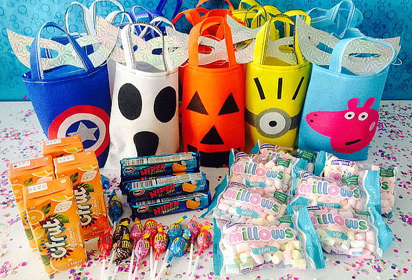 10 Sorpresas para Fiestas Infantiles