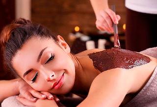 Spa Relajante de Chocolate con Trufas y Reflexología