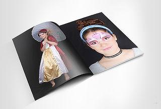 Estudio Fotográfico de Maquillaje + Entregable en Mazuren