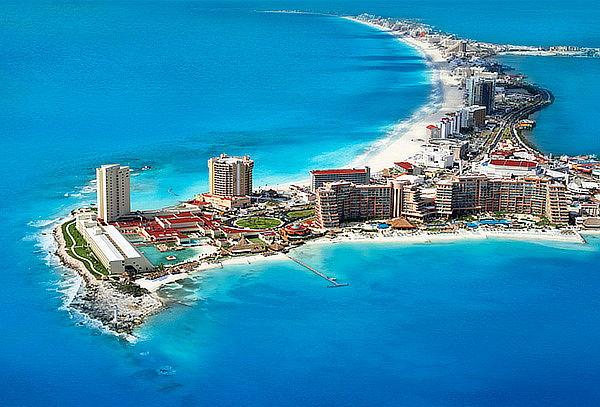 4D/3N Para Dos en Cancún