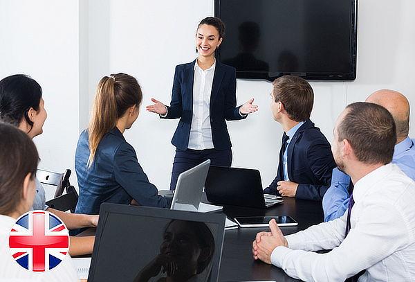 Curso OnLine de Ingles Especializado para Negocios
