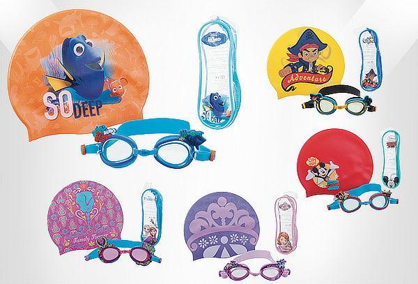 Set de Natación Disney Set 3 Piezas