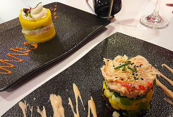 Cena Romántica Peruana en Jaime Gourmet para Dos