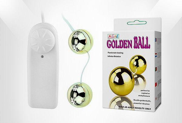 Bolas Vaginales Golden Ball
