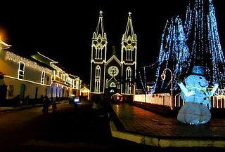 Tour Alumbrados en Boyacá 8, 15 o 22 de Diciembre