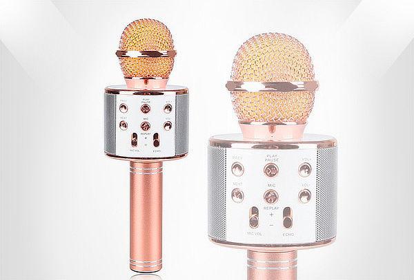 Micrófono para Karaoke Bluetooth Color a Elección