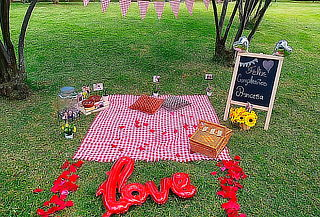 Plan Picnic Love Especial