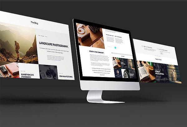 Página Web Básica, Moderna y ECONÓMICA + Hosting